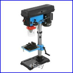 13 9 Speed Bench Drill Press Tool Adjustable Shop Bench Heavy Duty New