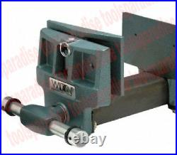 7 Wood Working Clamping Bench Clamp Vise Workbench Woodworker Woodworking Vice