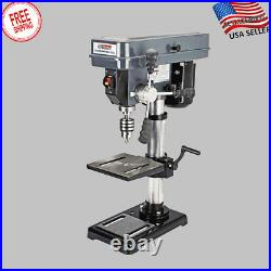 Bench Top Drill Press 10 12 Speed Home Work Shop Tool Portable Heavy Duty New