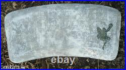 Fairy bench top mold heavy duty abs plastic 31 x 14 x 2 thick