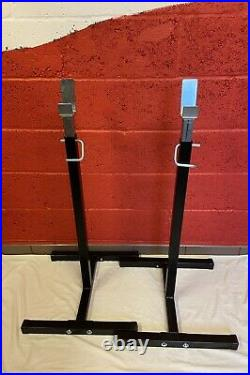 Heavy Duty Gym Squat Racks Barbell Stand Bench Press Barbell Weights Fitness