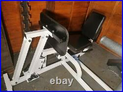 Heavy Duty Multi Gym Body Solid with leg press bench Can Deliver