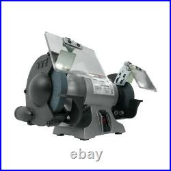 Jet 577101 JBG-6A 6 in. 1/2 HP 1-Phase Industrial Bench Grinder New