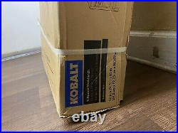 NEW Kobalt 3-Drawer Work Bench SS Integrated Peg Board with Storage Heavy Duty