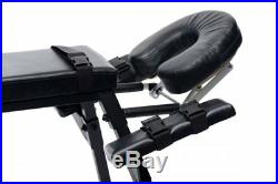 Obedience Extreme Sex Bench with Restraint Straps, Heavy Duty Dungeon Furniture