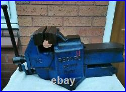 Record 112 quick release heavy duty bench vice 6 engineers