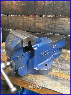 Record No24 QUICK RELEASE HEAVY DUTY BENCH VICE