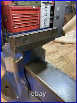 Record No25 QUICK RELEASE HEAVY DUTY BENCH VICE 6 ENGINEERS / FITTERS