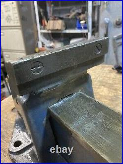 Record No6 HEAVY DUTY BENCH VICE 6 ENGINEERS / FITTERS