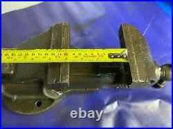 VINTAGE RECORD No 34 QUICK RELEASE HEAVY DUTY BENCH VICE ENGINEERS