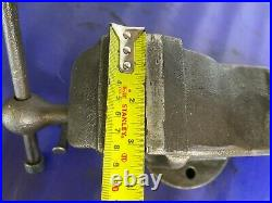 Vintage Record No. 21 Heavy-Duty Quick release Bench Vice Vise, 14.8 kg