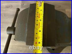 Vintage Record No. 23 Heavy-Duty Quick release Bench Vice Vise 27.2kg