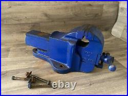Vintage Record No. 23 Heavy-Duty Quick release Bench Vice Vise, 28.6 kg
