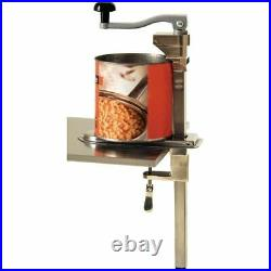 Vogue Professional Catering Commercial Bench Can Opener/Tin Opener Heavy Duty